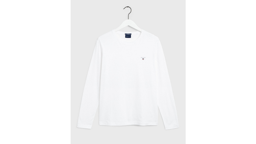 Langarm-T-Shirt