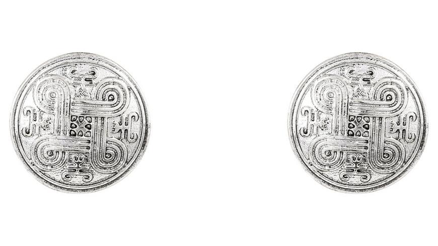 Ohrstecker - Silver Triskele