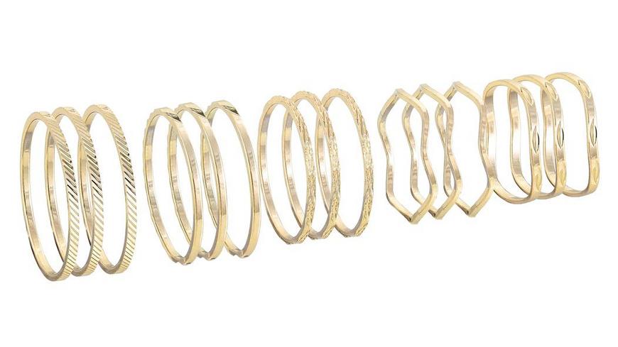 Ring -  Golden Shimmer