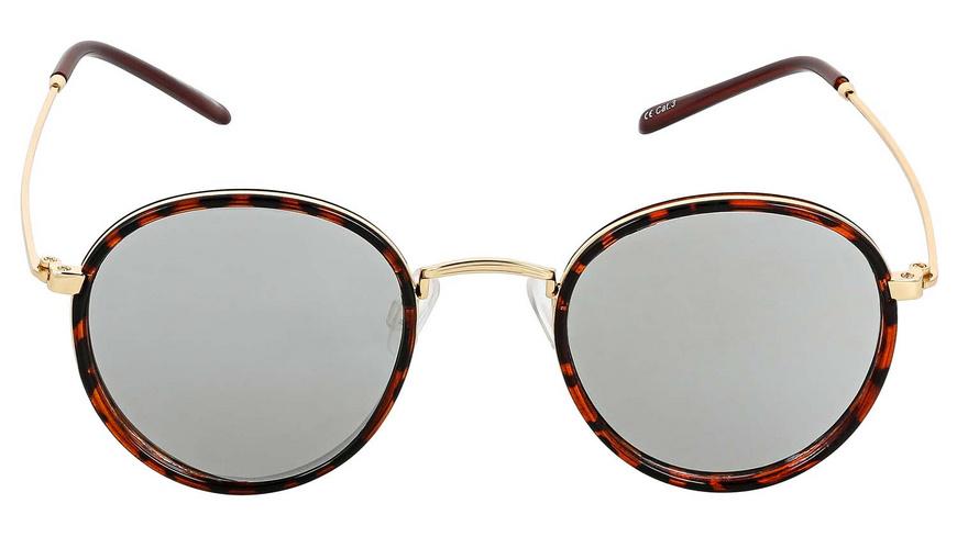 Sonnenbrille - Round Mirror