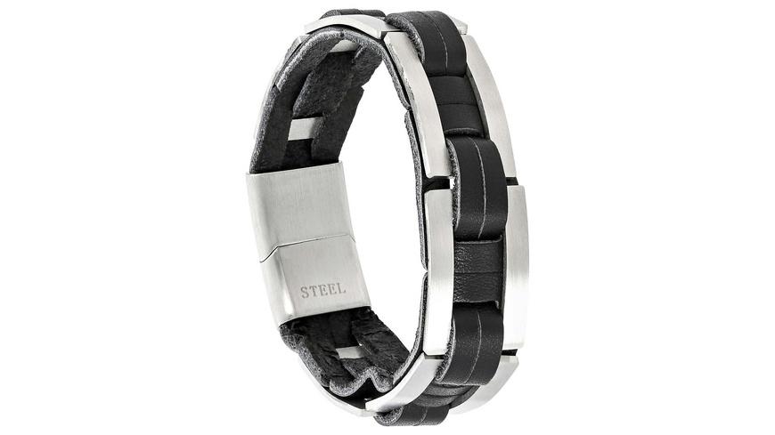 Armband - Metal Leather
