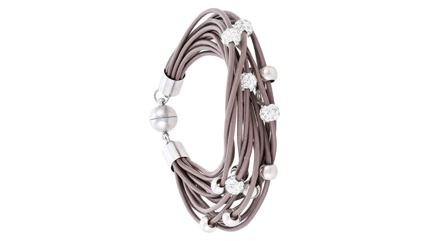 Armband - Leather Look