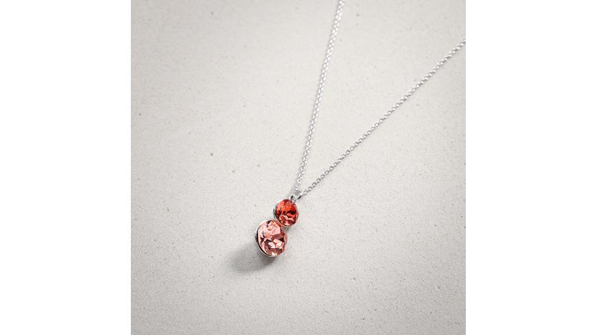 Kette - Pink Crystal