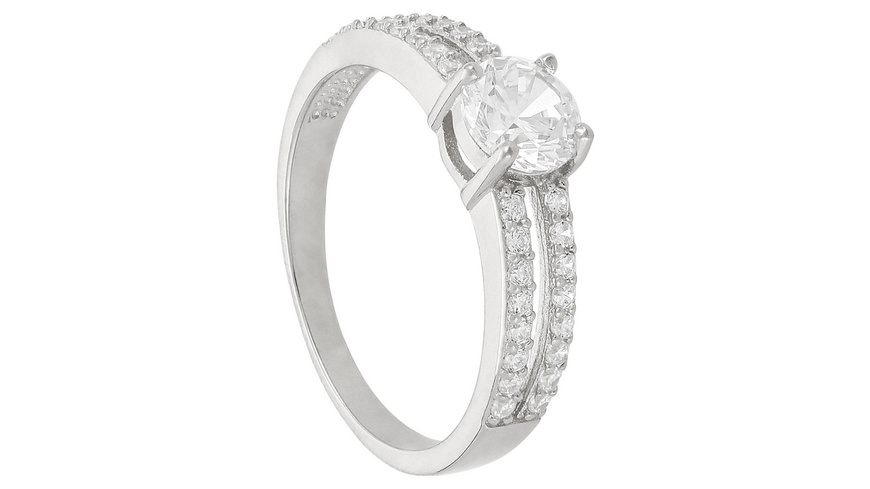Ring - Silver Beauty