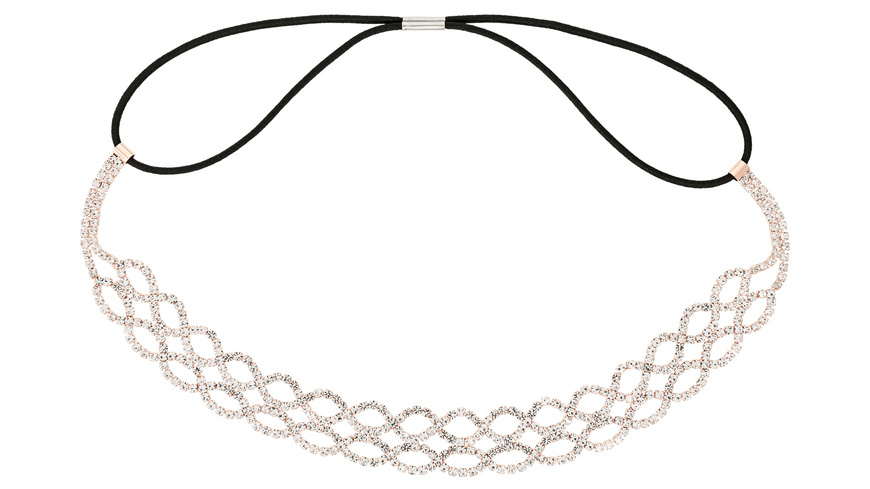 Haarband - Strass Chic
