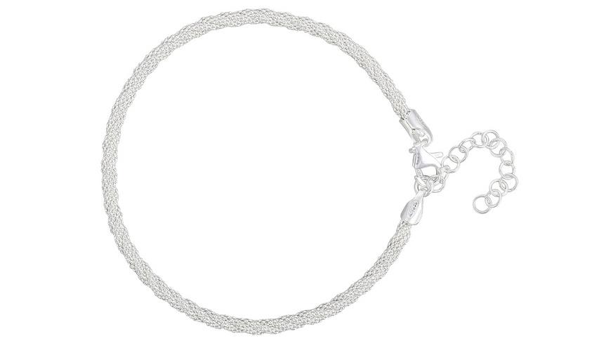 Armband - Silver Cord
