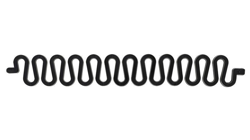 Haarkamm - Flechthilfe