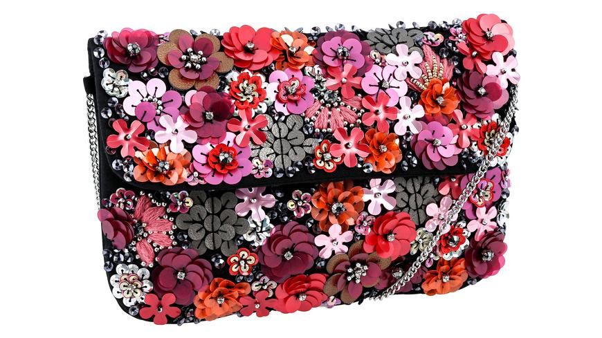 Handtasche - Red Flower