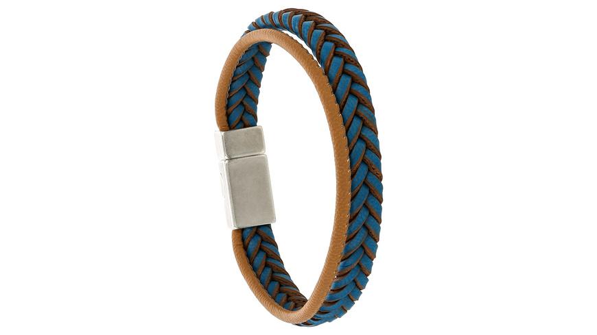 Armband - Braided Blue