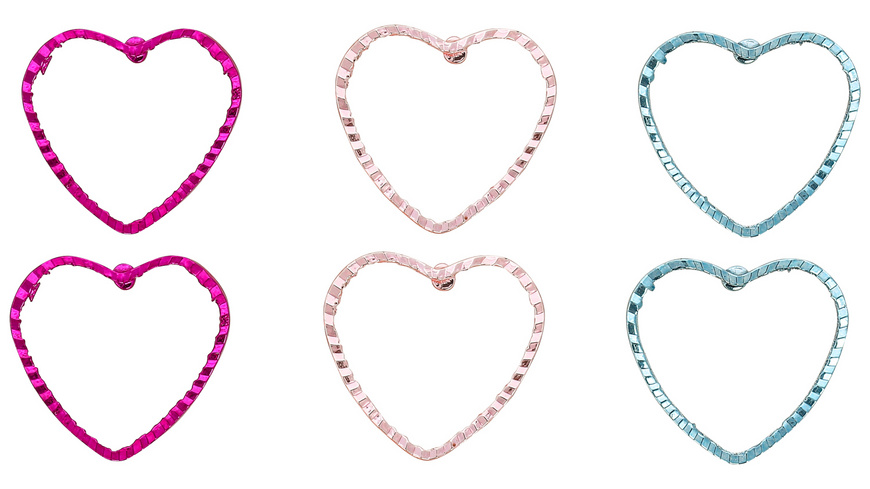 Set - Filigree Hearts