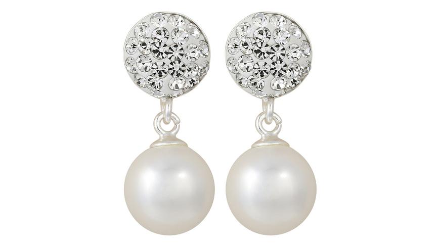 Ohrstecker - Glitter Pearls