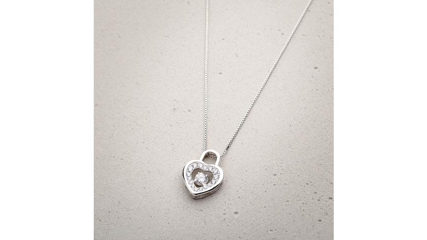Kette - Romance Heart