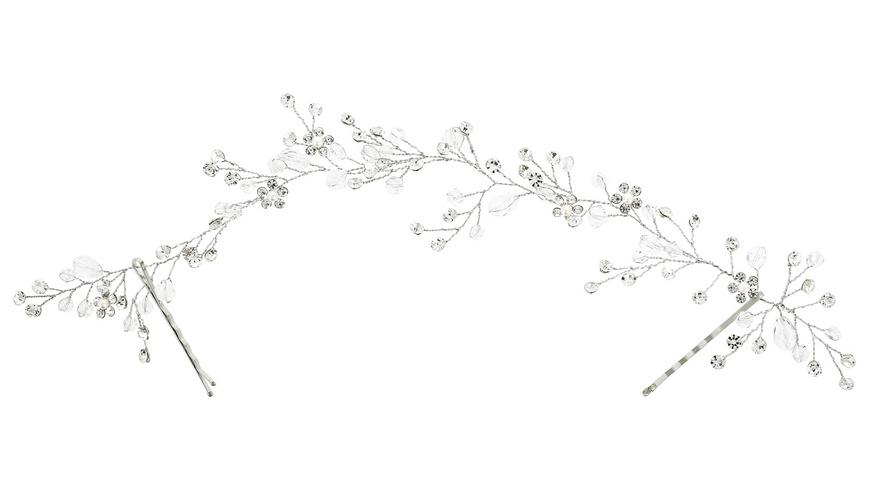 Haarnadel - Crystal Flower