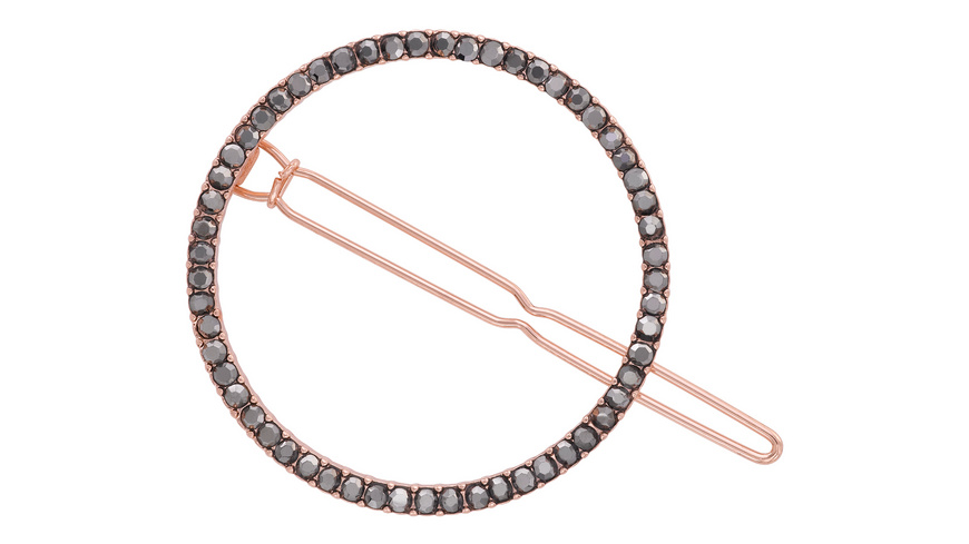 Haarspange - Dark Crystal