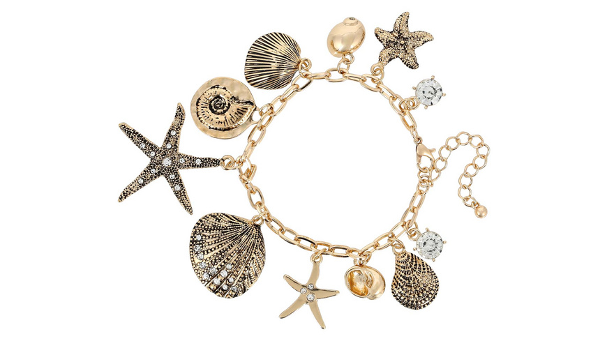 Armband - Maritim Treasure