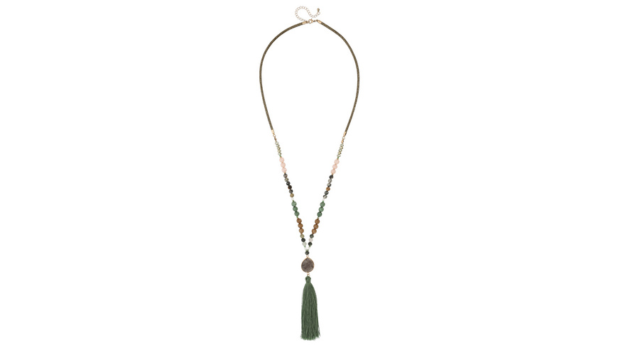 Kette - Glamour Green