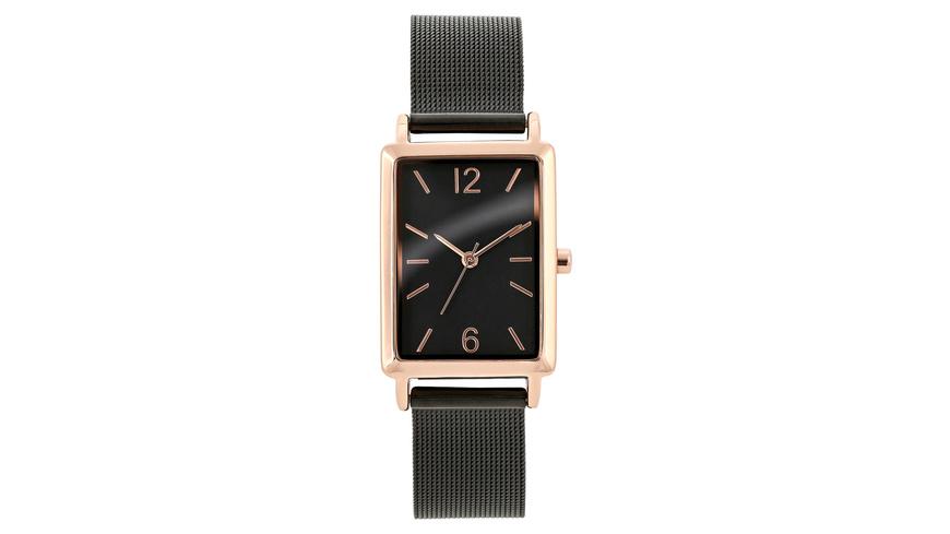 Uhr - Black And Rosé