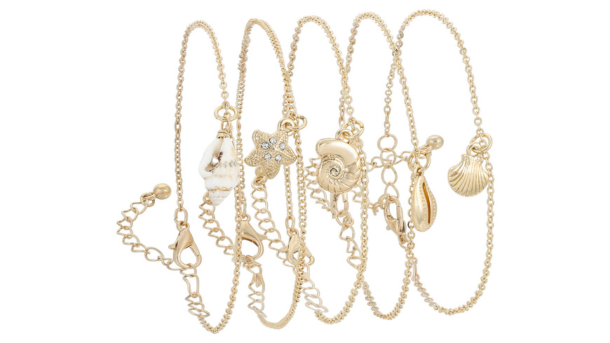 Armband-Set - Golden Sea