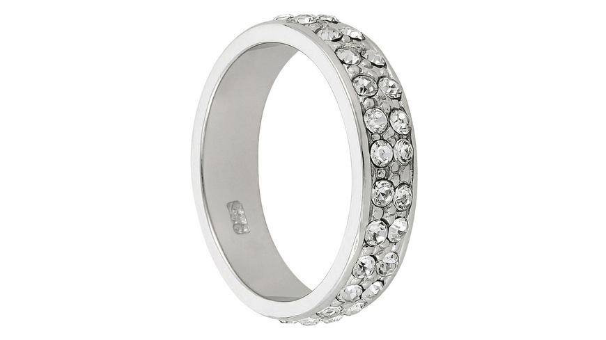 Ring - Silver Stones