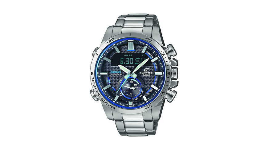 Casio Herrenuhr EDIFICE Bluetooth