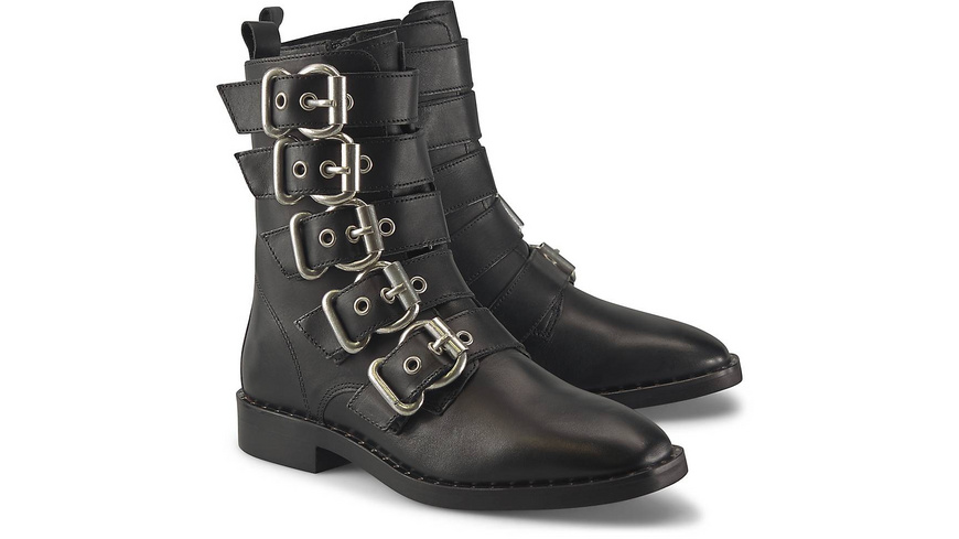Schnallen-Boots