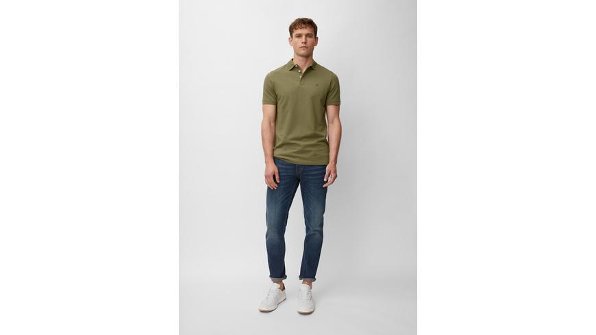Polo-Shirt Piqué shaped