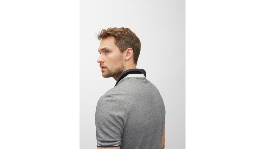 Polo-Shirt Piqué shaped