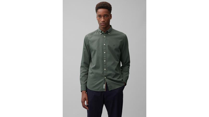 Langarm-Hemd regular