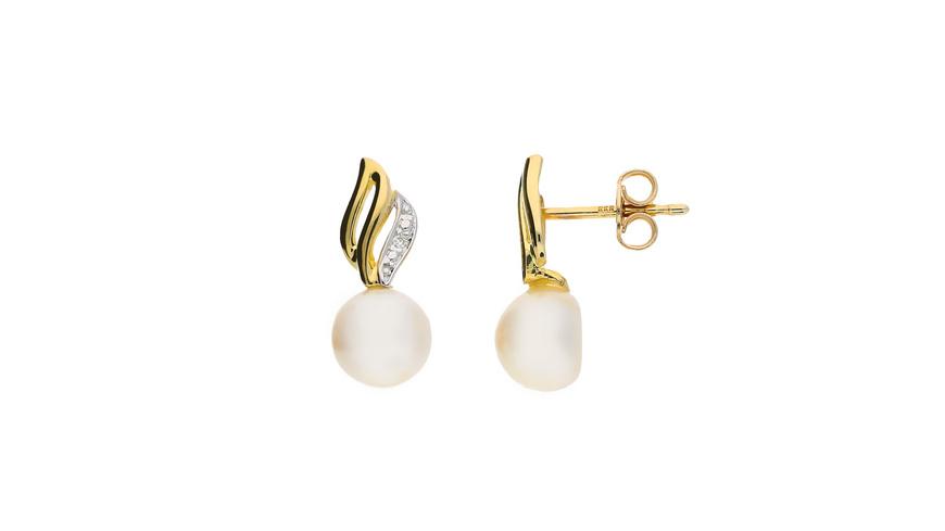 Ohrringe Perle