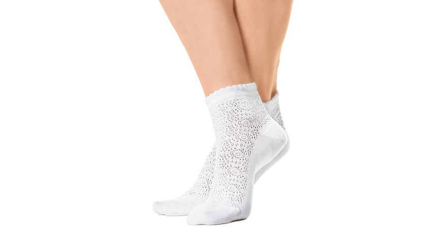 Ulla Popken Socke - Große Größen