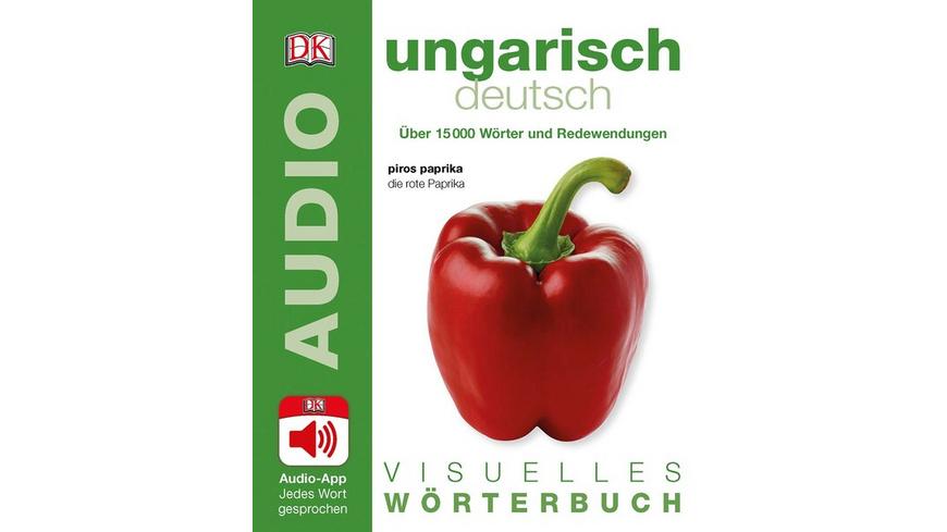 Visuelles Wörterbuch Ungarisch Deutsch