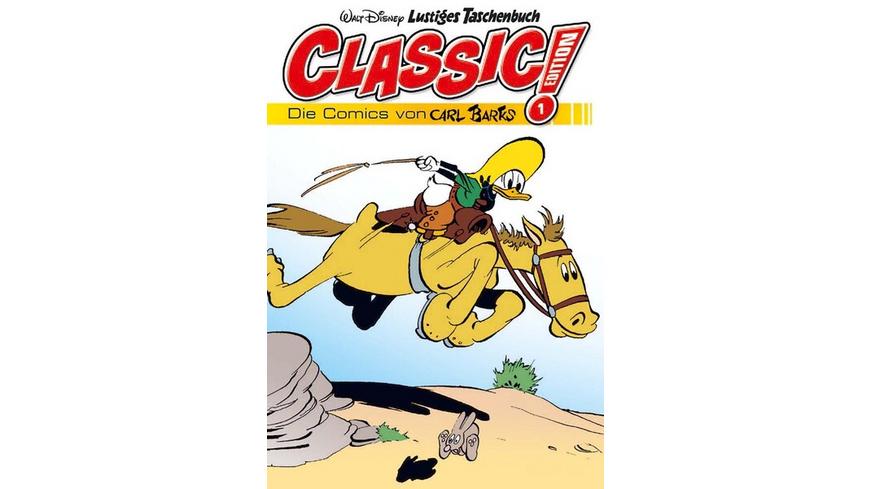 Lustiges Taschenbuch Classic 01