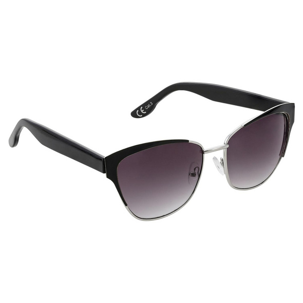 Sonnenbrille - Black Cateye