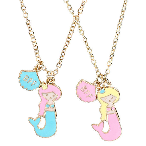 Ketten-Set - BFF Mermaids