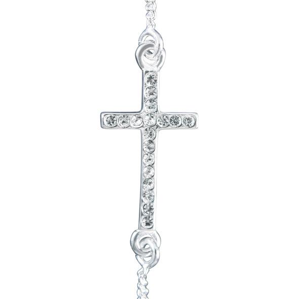 Kette - Crystal Cross