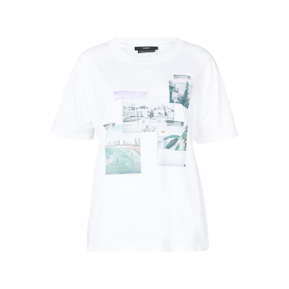 SET T-Shirt mit Foto-Prints
