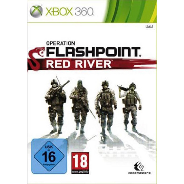 Codemasters Operation Flashpoint Red River