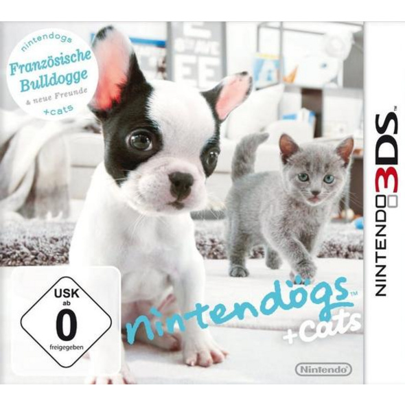 Nintendogs & Cats French Bulldog