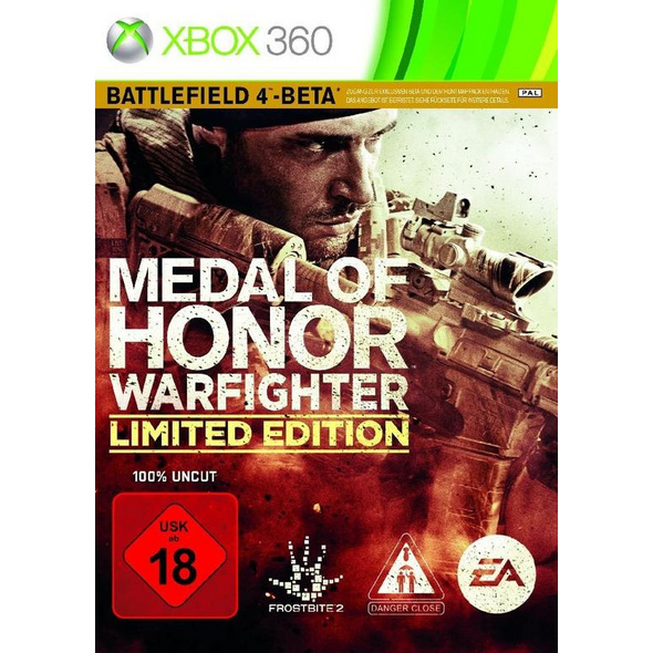 Medal of Honor Warfighter (100% UNCUT)