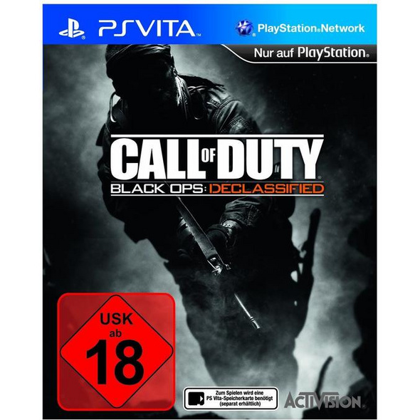 Activision Call of Duty Black Ops Declassified