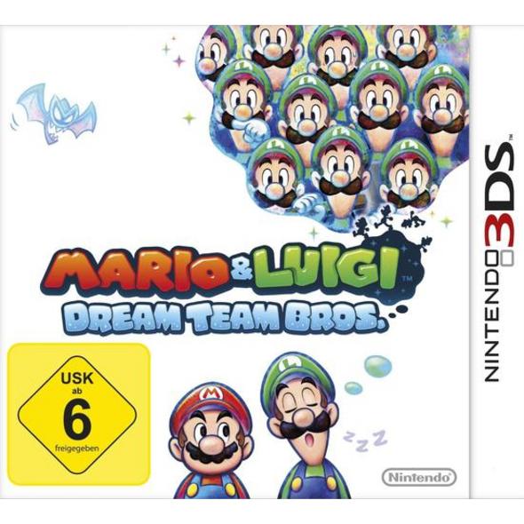 Mario & Luigi Dream Team