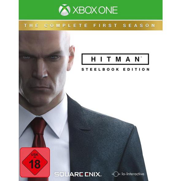 Hitman 1st Season (Steelbook-Edition)
