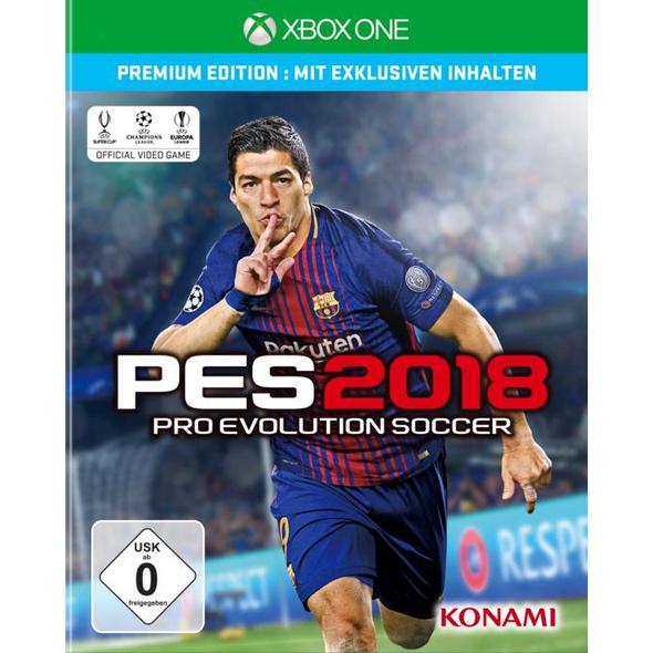 PES 2018 - Premium Edition