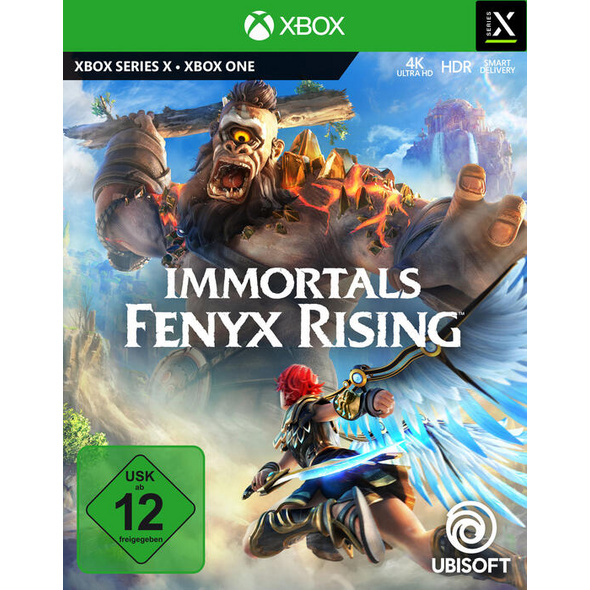 Immortals Fenyx Rising