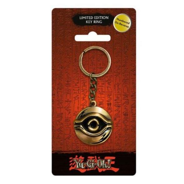 Yu-Gi-Oh - Schlüsselanhänger Milleniumsauge
