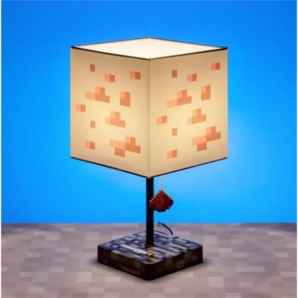 Minecraft - Lampe Redstone