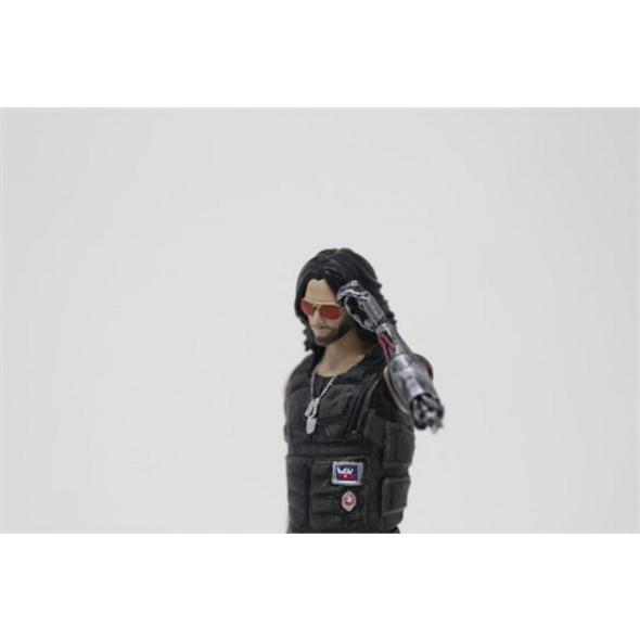 Cyberpunk 2077 - Figur Totaku™ Collection Johnny Silverhand
