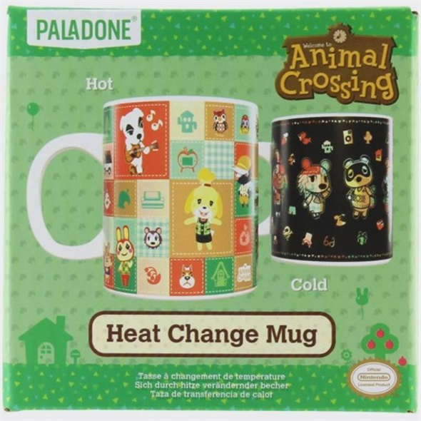 Animal Crossing - Tasse Thermoeffekt