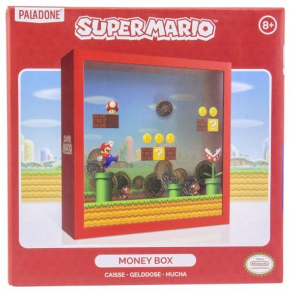 Super Mario - Spardose Arcade