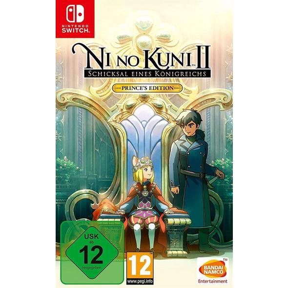 Ni No Kuni II: Schicksal eines Königreichs Prince's Edition